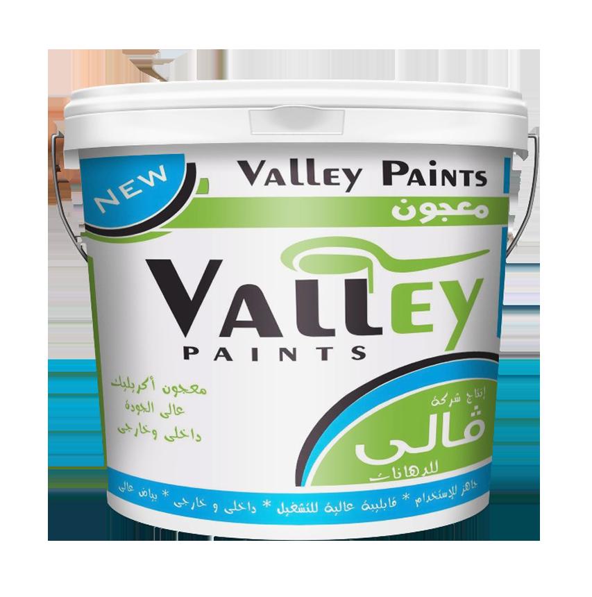 VALLEY-PUTTY BLUE